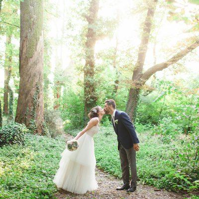 Un matrimonio romantico ispirato alle Dolomiti
