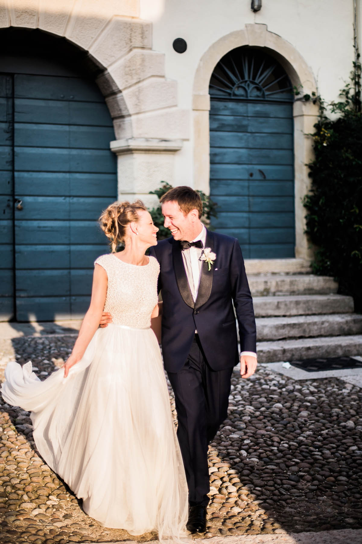 matrimonio moderno ispirato a new york