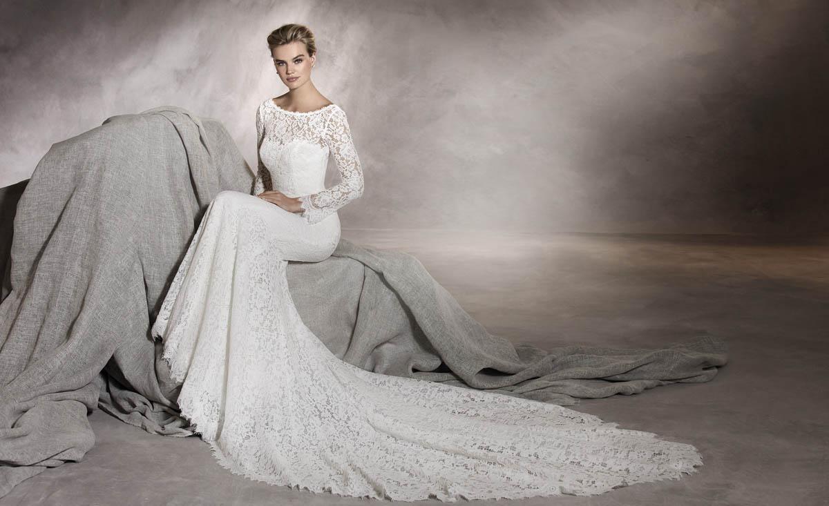 pronovias sposa 2017 - modello AMOR