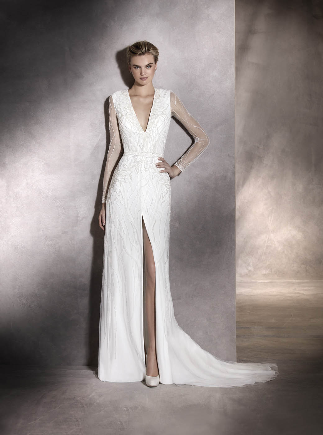 pronovias sposa 2017 - modello ANTARA