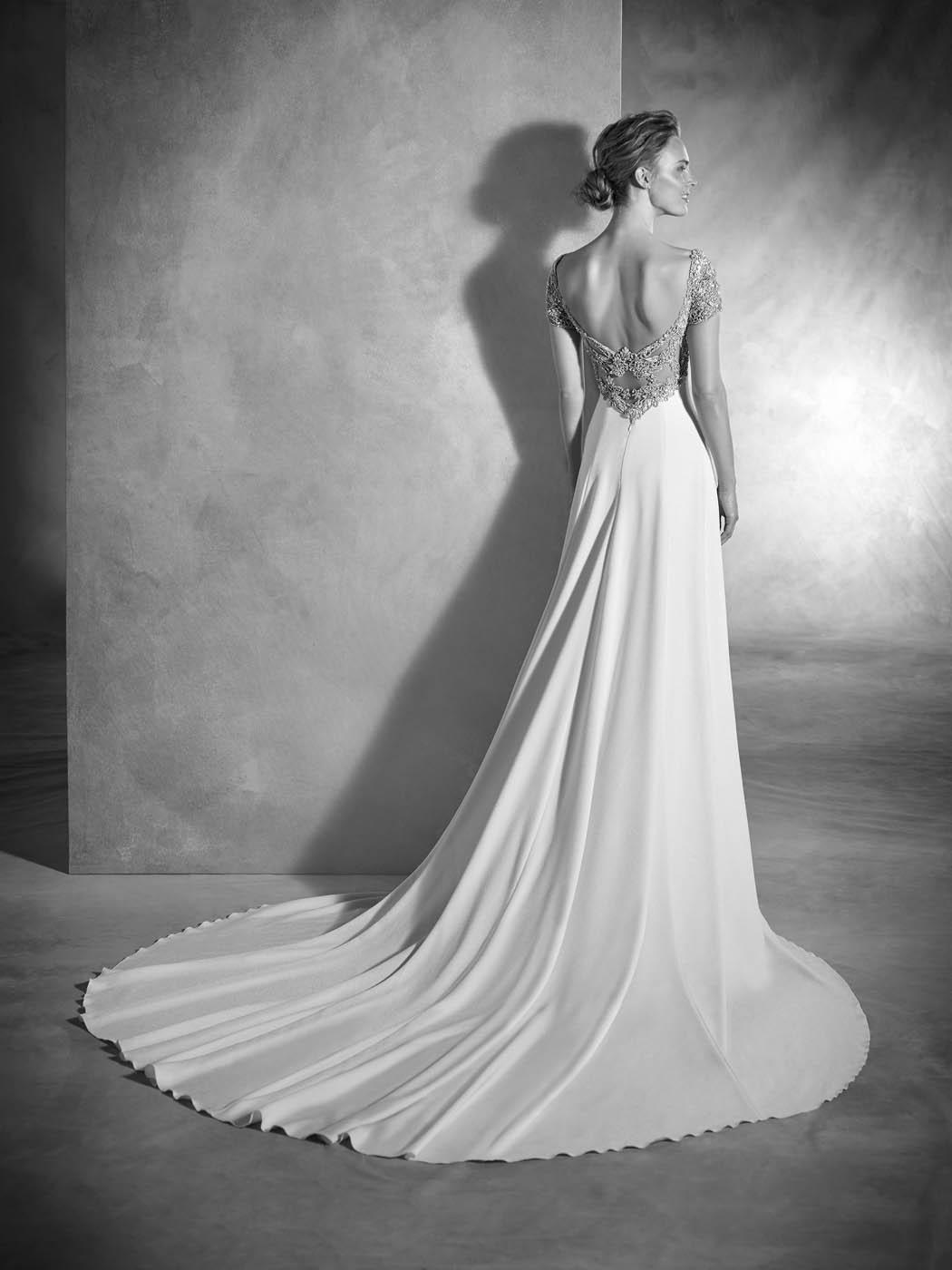 pronovias sposa 2017 - modello EMERY