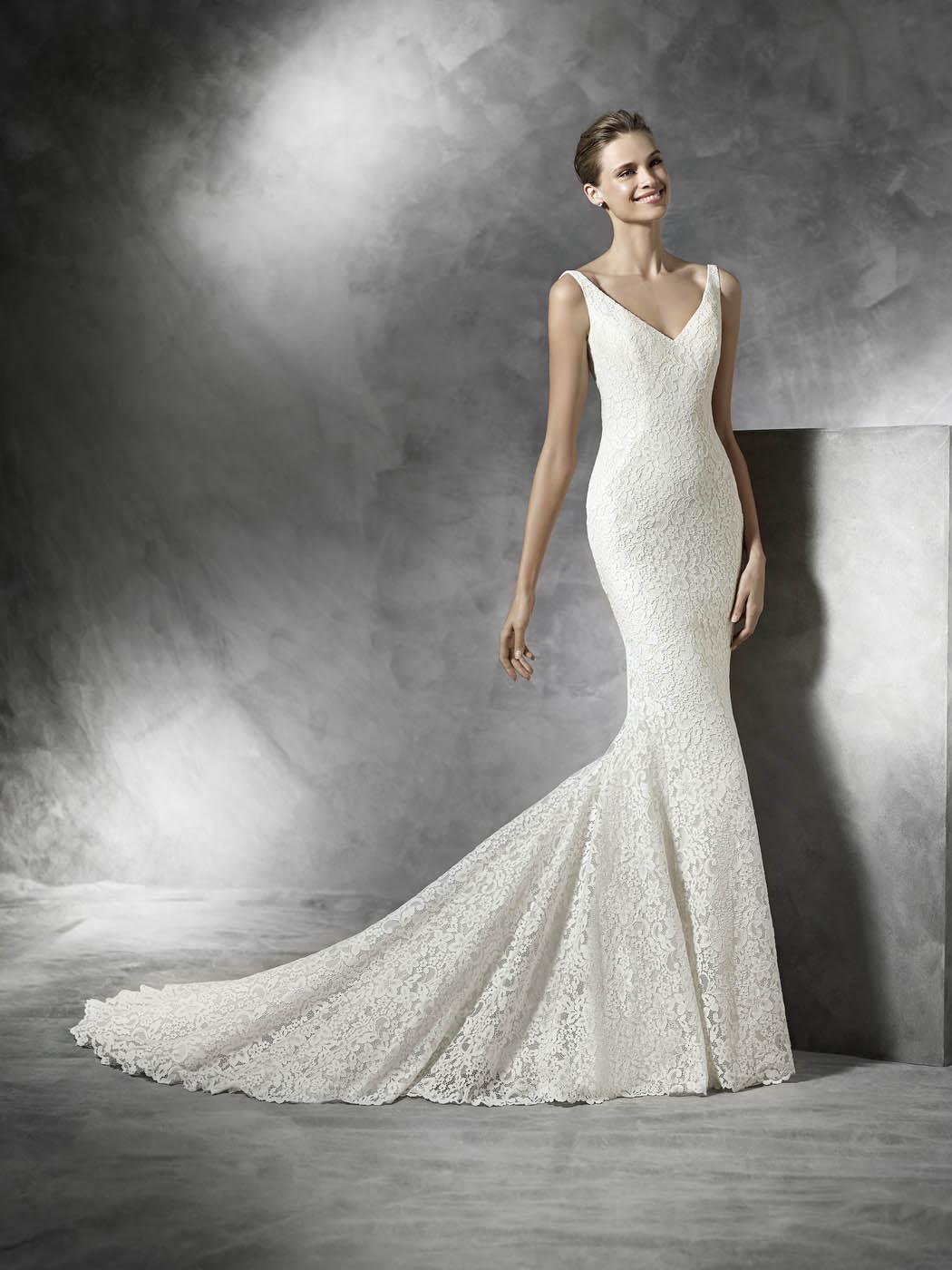 pronovias sposa 2017 - modello MARICEL
