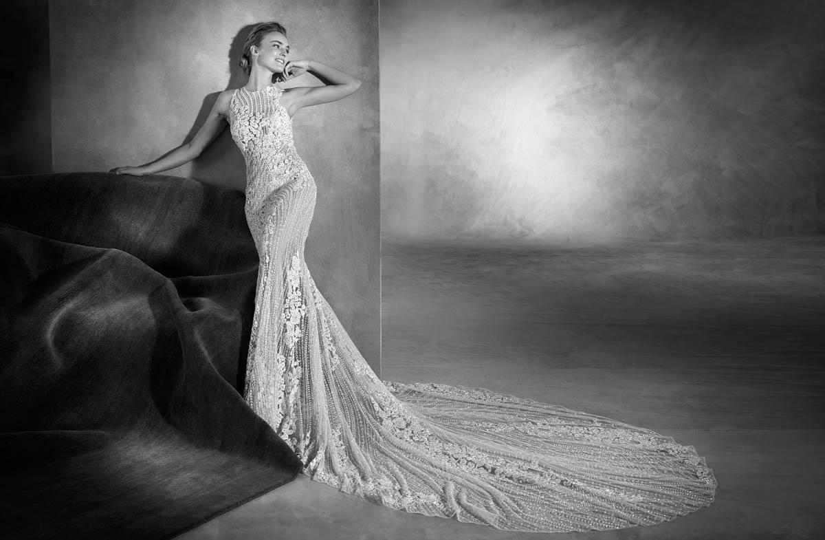 pronovias sposa 2017 - modello NAIMA