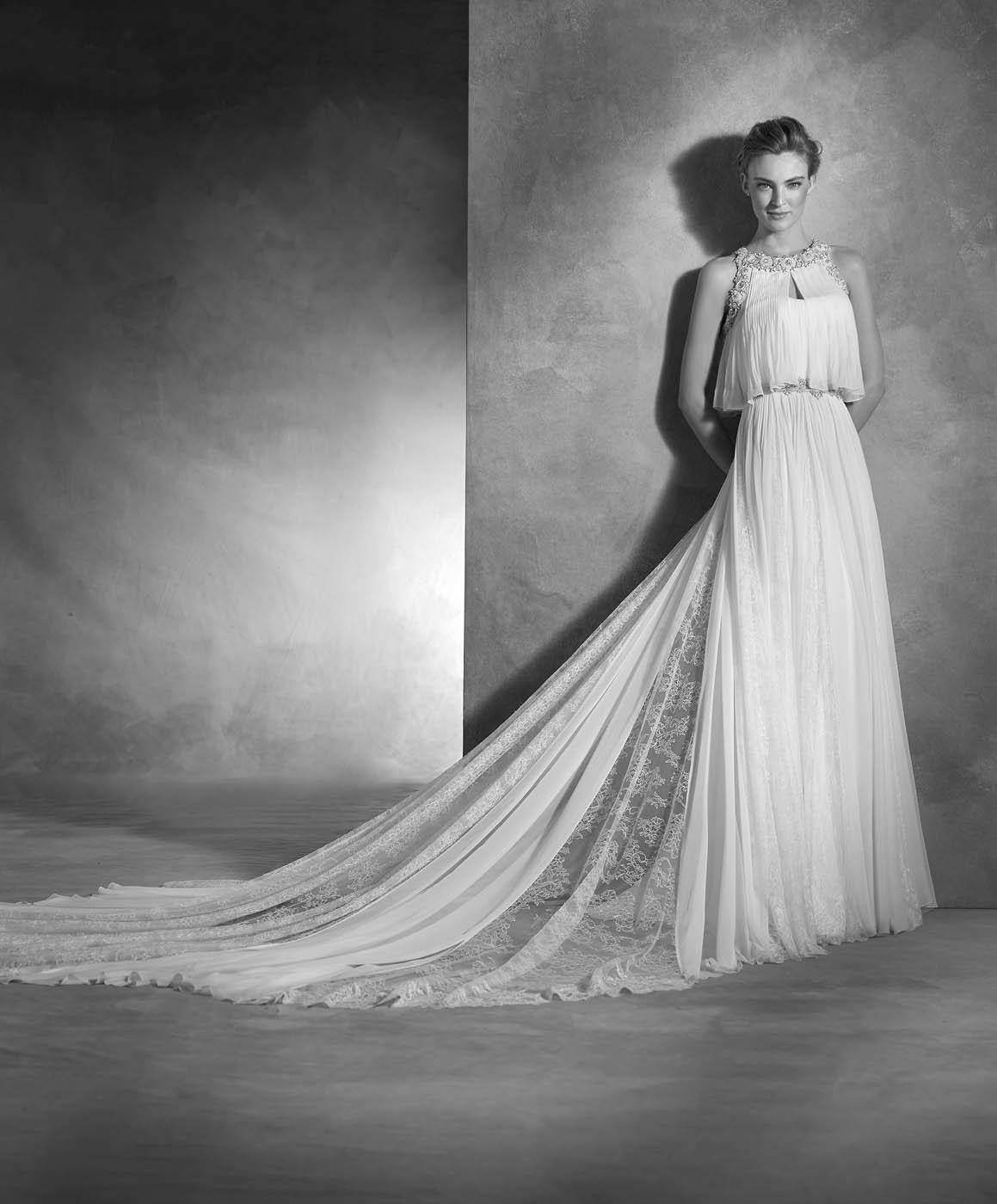 pronovias sposa 2017 - modello NEREA