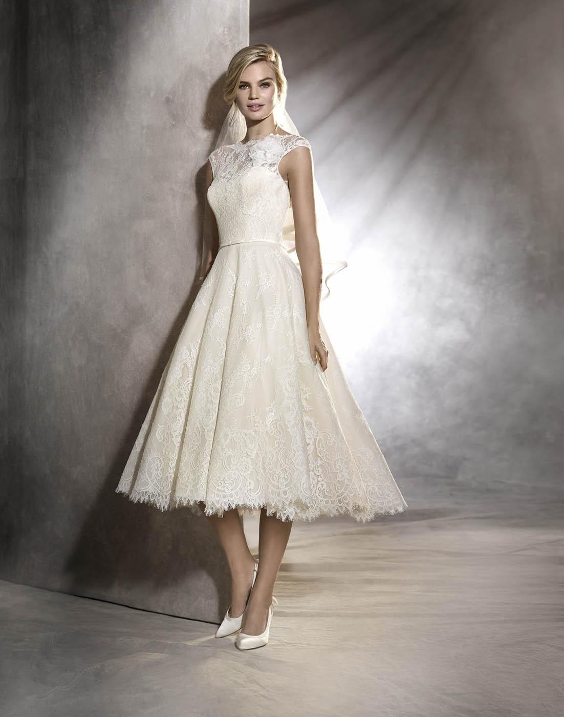 pronovias sposa 2017 - modello OLGA