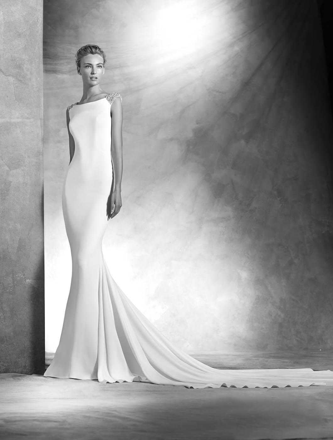 pronovias sposa 2017 - modello VANILA