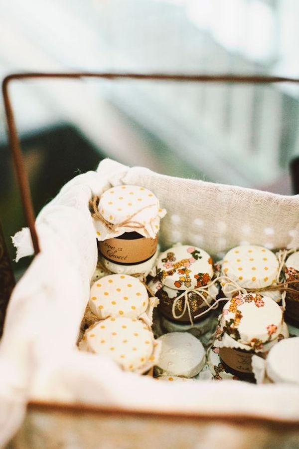 bomboniere matrimonio in autunno