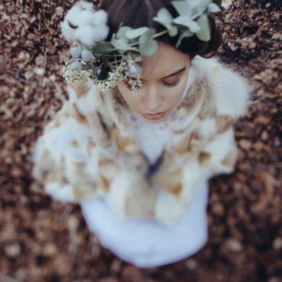 Ispirazioni per la sposa in montagna