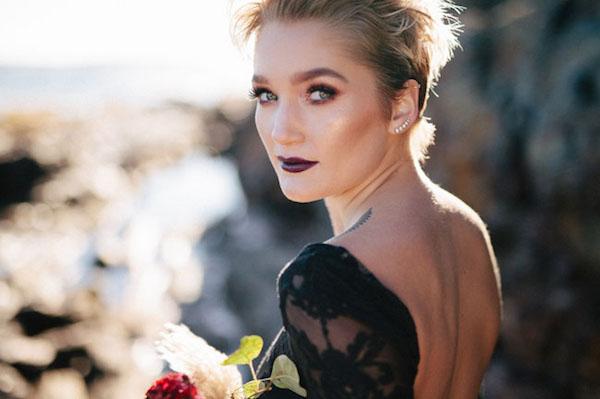 make up sposa dark