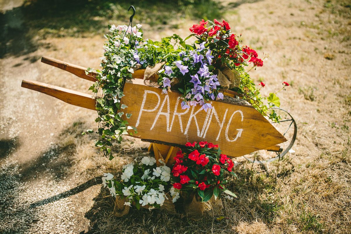 Matrimonio In Giardino : Un matrimonio country chic nel giardino di casa wedding