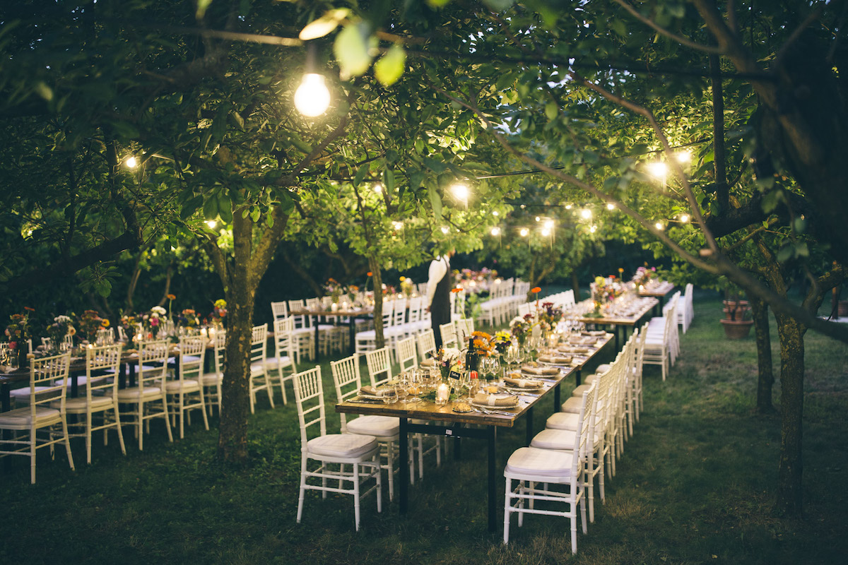 Un matrimonio country chic nel giardino di casa wedding wonderland