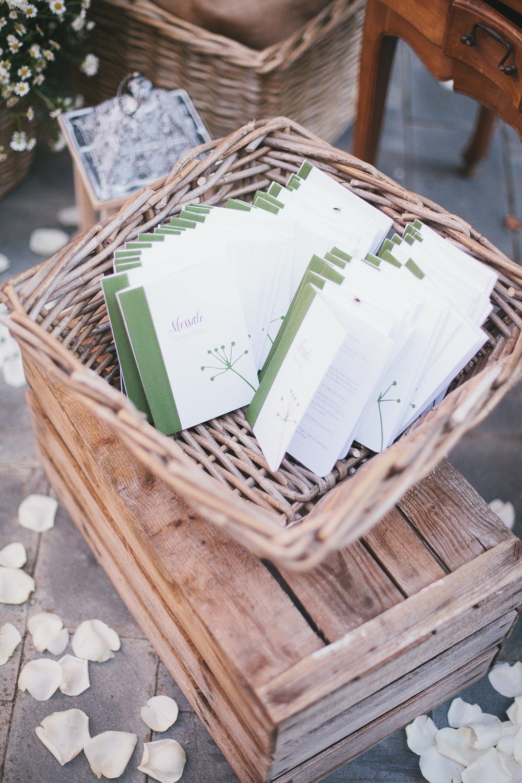 libretti messa verdi e bianchi