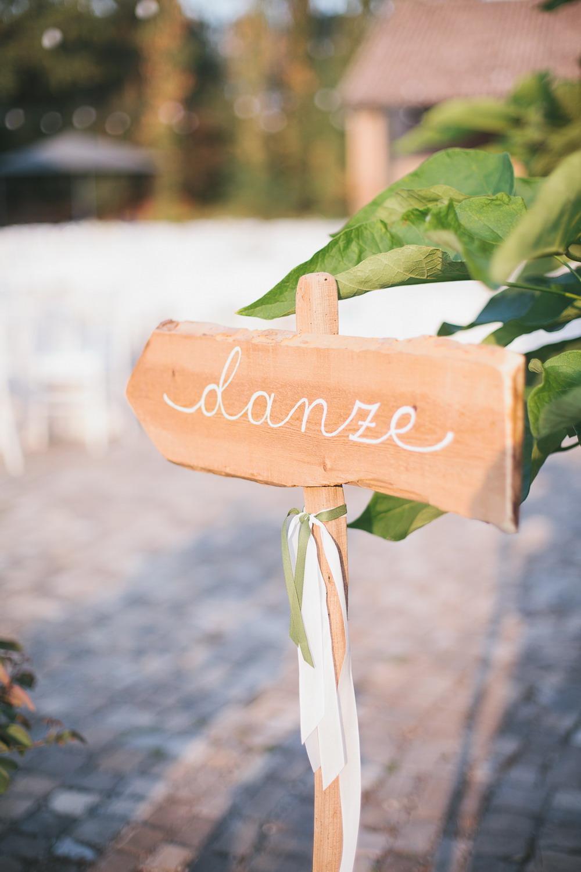 cartello calligrafico matrimonio