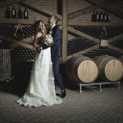 Un matrimonio semplice in vigna