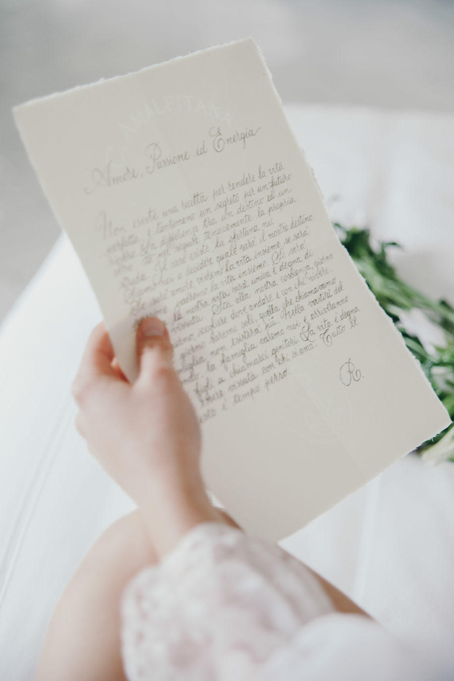 boudoir sposa
