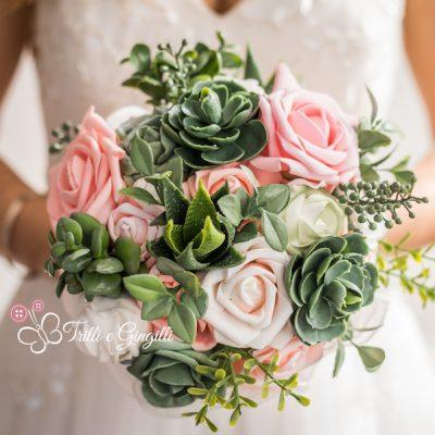 Bouquet alternativi e bouquet gioiello: la nuova collezione di Trilli e Gingilli