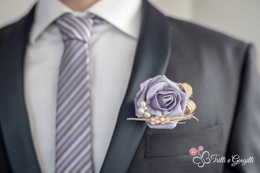 boutonnière alternativa - trilli e gingilli