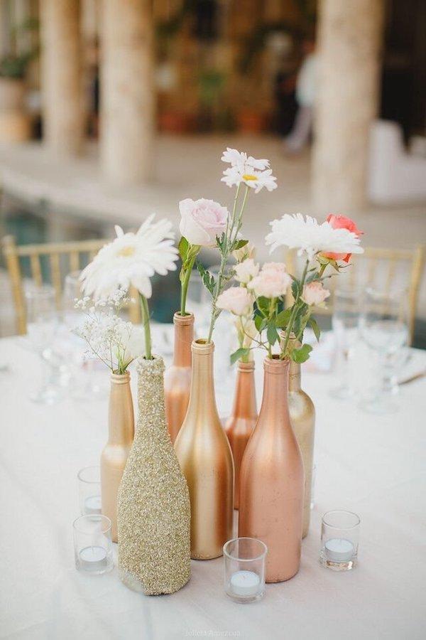 Dieci Centrotavola Fai Da Te Da Copiare Wedding Wonderland