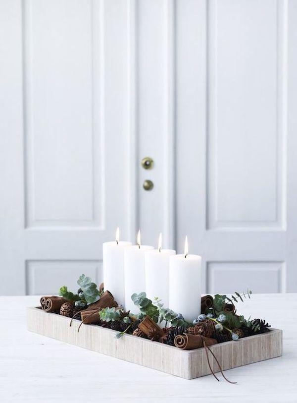 decorazioni semplici per natale