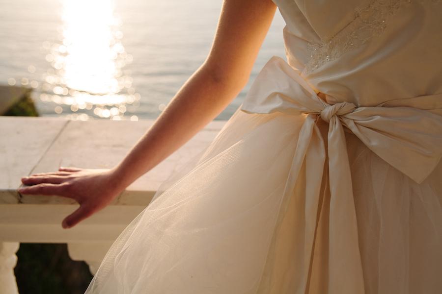 abito da sposa ela siromascenko