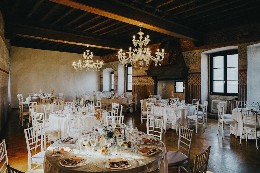 Matrimonio In Un Castello : Un matrimonio glamour al castello di clusane wedding