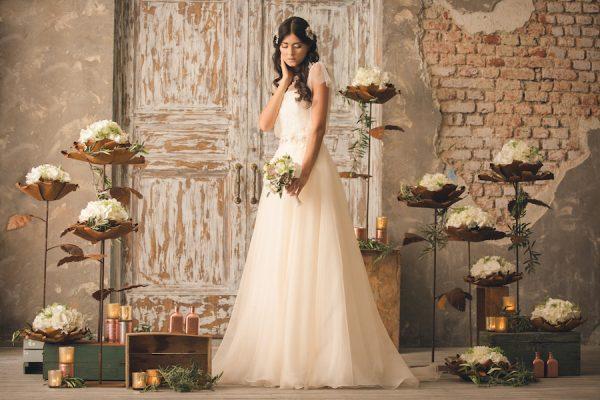 Un matrimonio industriale e romantico