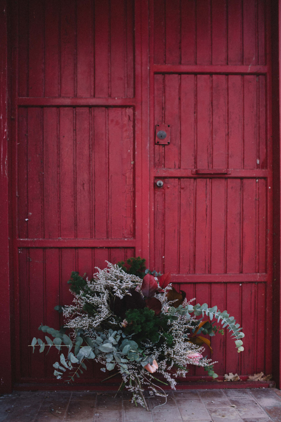 bouquet organico invernale