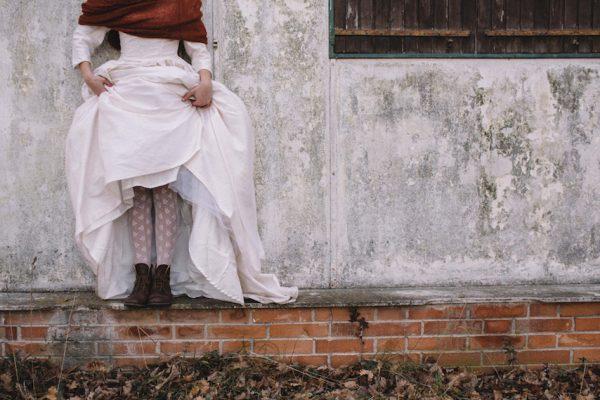 La casa nel bosco – Ispirazione per un matrimonio invernale