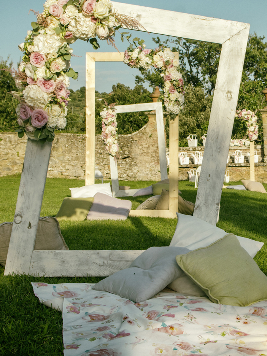 Matrimonio Rustico Romantico : Colori pastello per un matrimonio romantico wedding