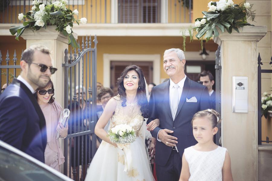 Matrimonio Tema Sicilia : Oro per un matrimonio retrò wedding wonderland