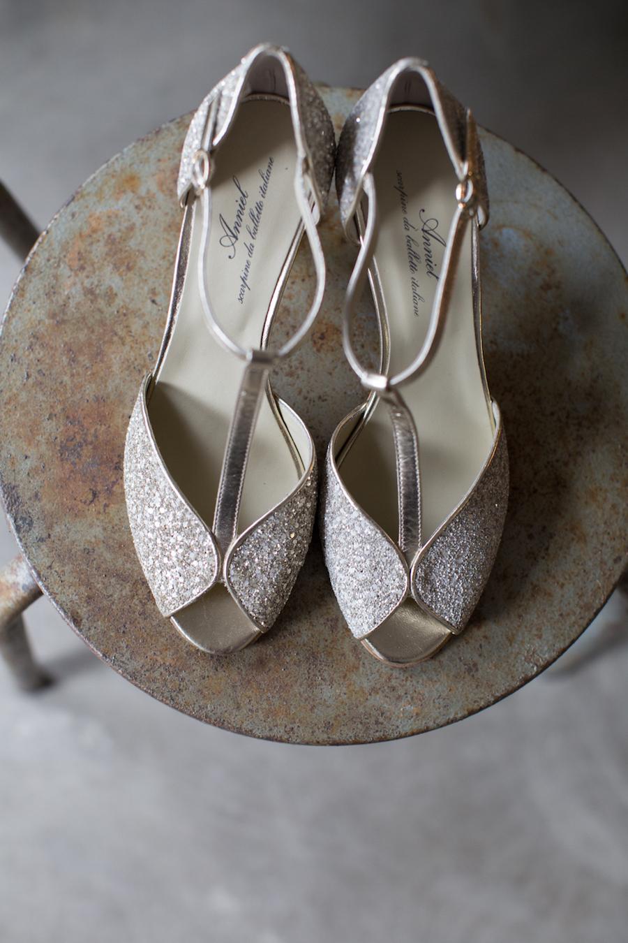 scarpe da sposa anniel