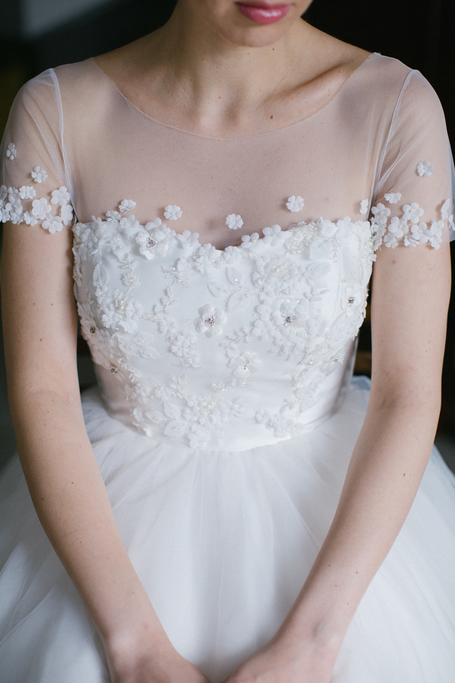 abito da sposa nadia manzato