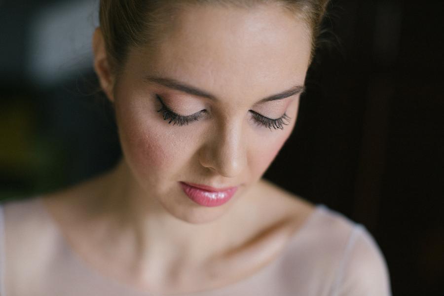 make up delicato da sposa