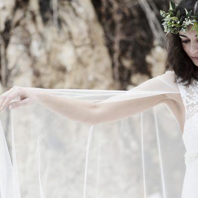 Principessa delle nevi – Idee per la sposa d'inverno