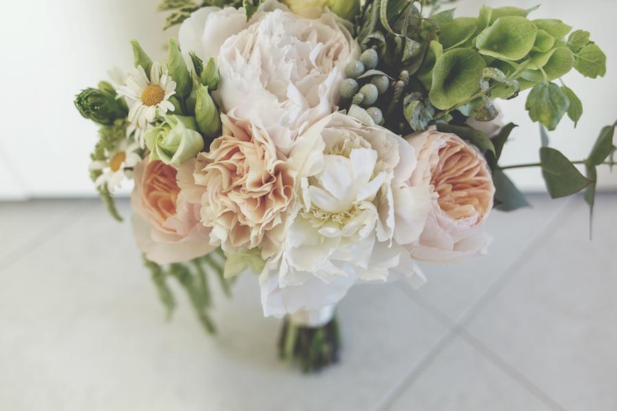bouquet primaverile boho chic