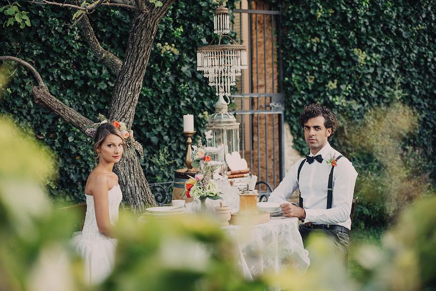 Location Matrimonio Bohemien : My secret garden un matrimonio bucolico e boho chic