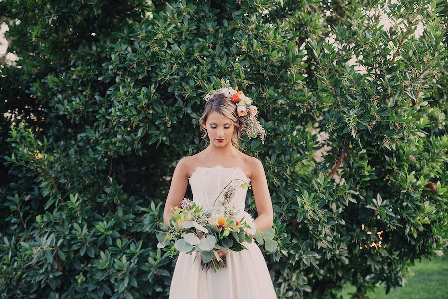My Secret Garden: un matrimonio bucolico e boho chic