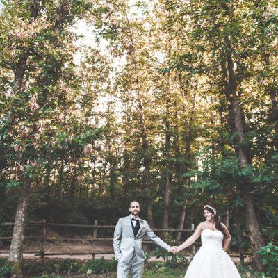 Un matrimonio fatato e coloratissimo