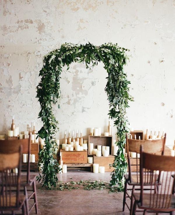 cerimonia matrimonio in inverno