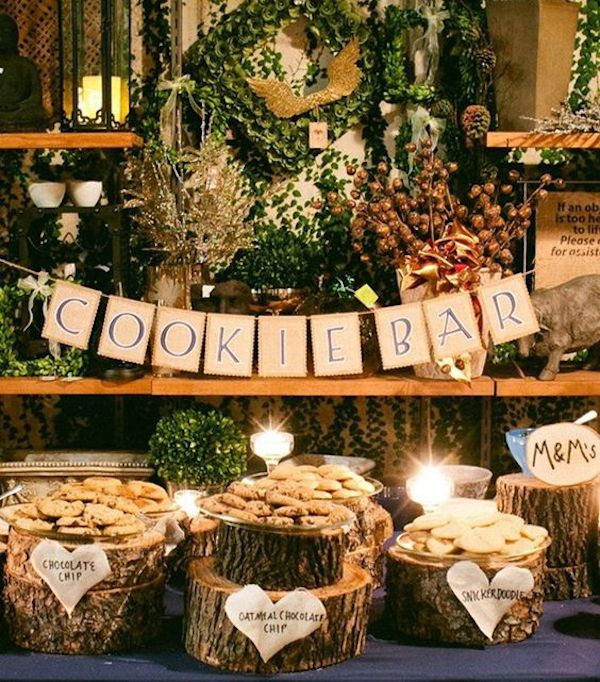 cookie bar matrimonio