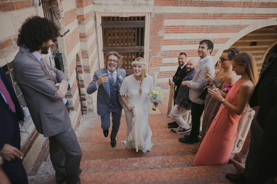 Matrimonio In Verona : Giallo delicato per un matrimonio a verona wedding wonderland