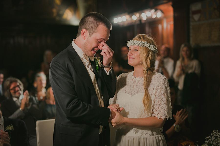 matrimonio boho chic a verona