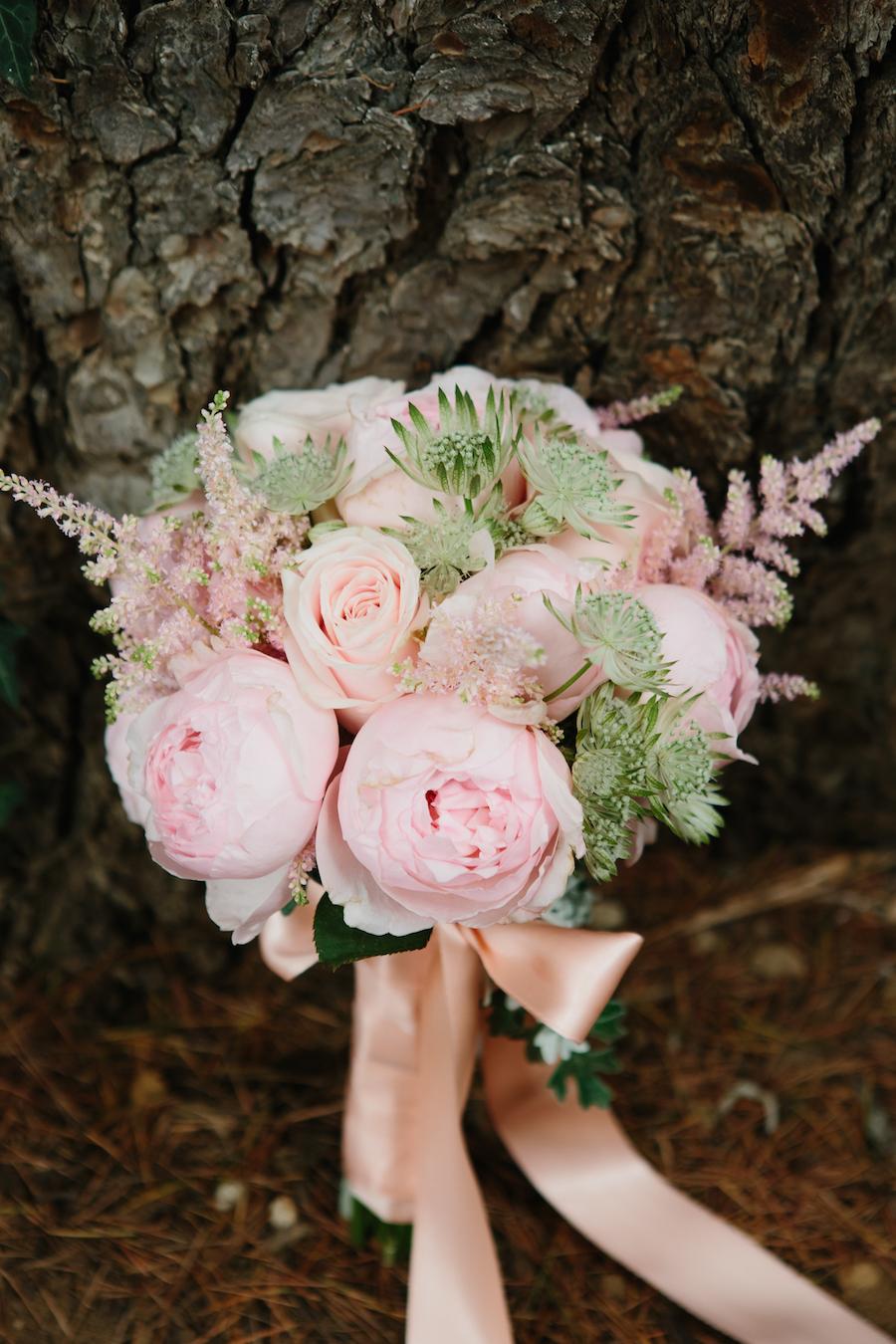 bouquet per matrimonio in primavera