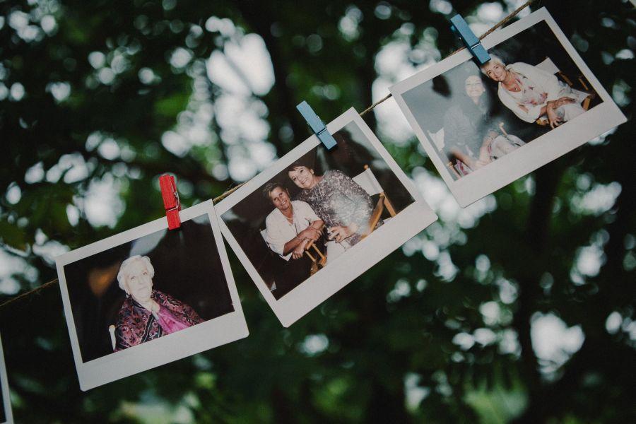 guestbook polaroid