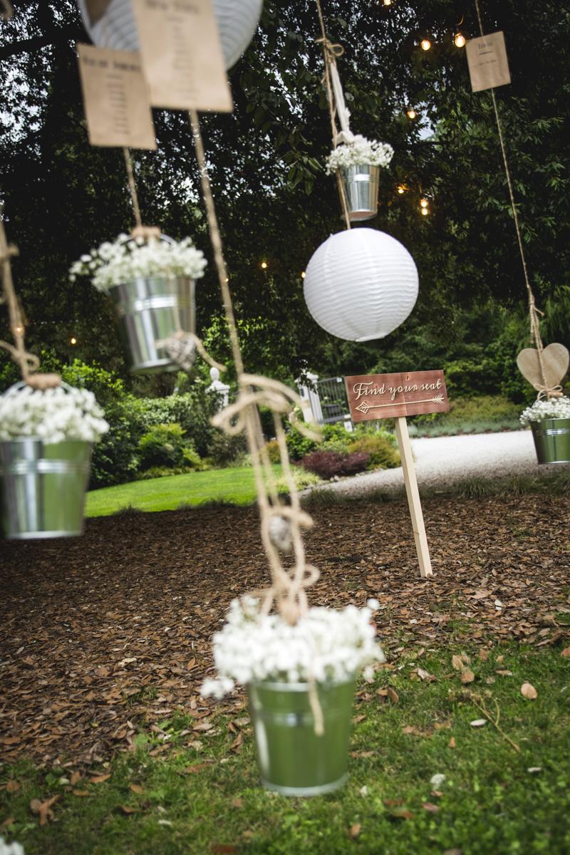 Un matrimonio raffinato sul lago maggiore wedding wonderland for Decorazioni giardino per matrimonio