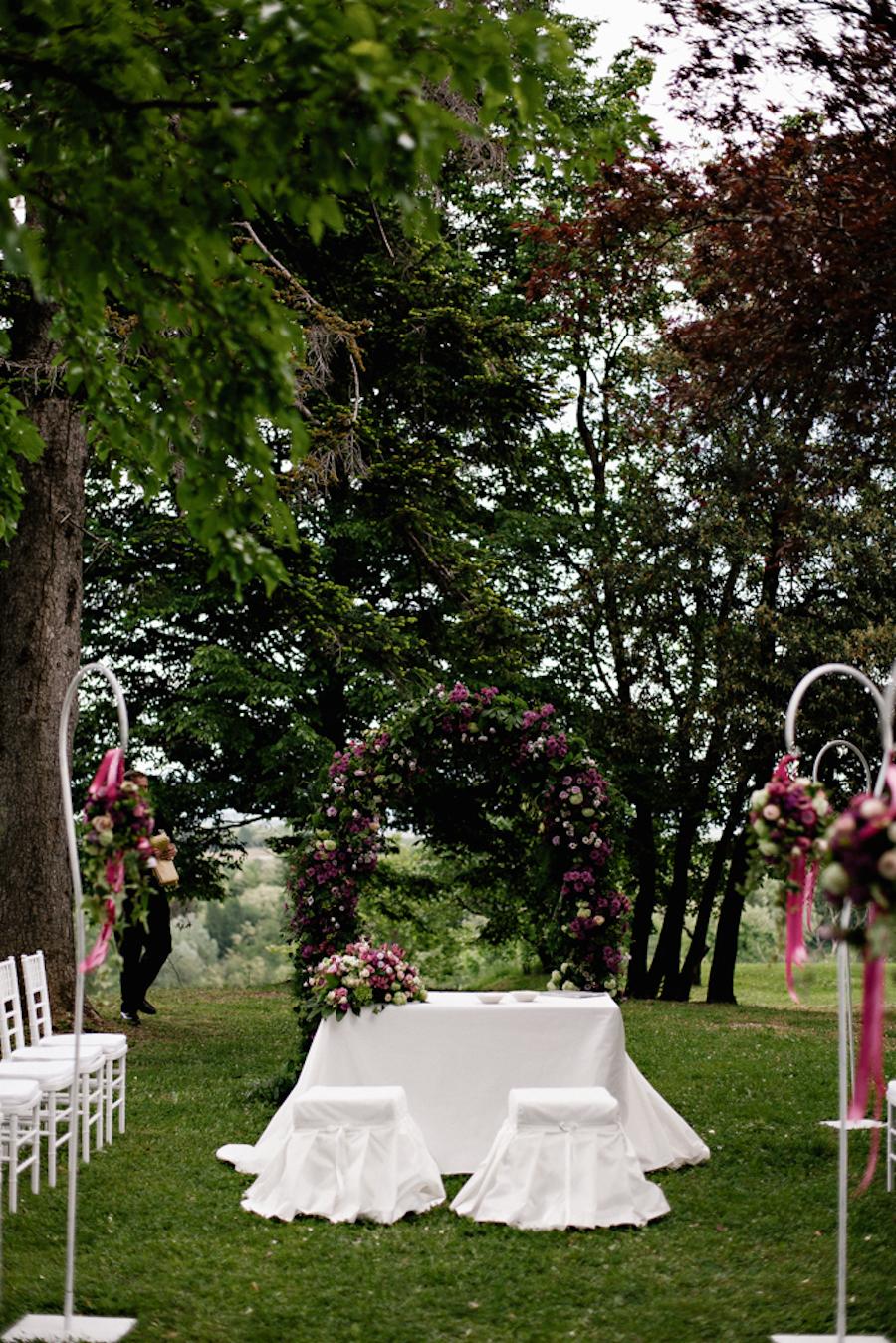 Matrimonio In Un Castello : Un matrimonio raffinato in castello wedding wonderland