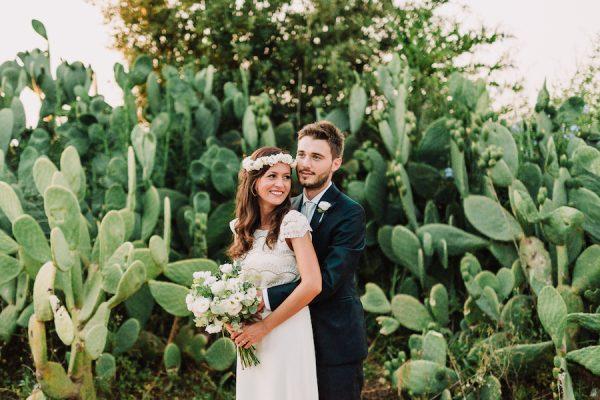 Un matrimonio organico a Trani