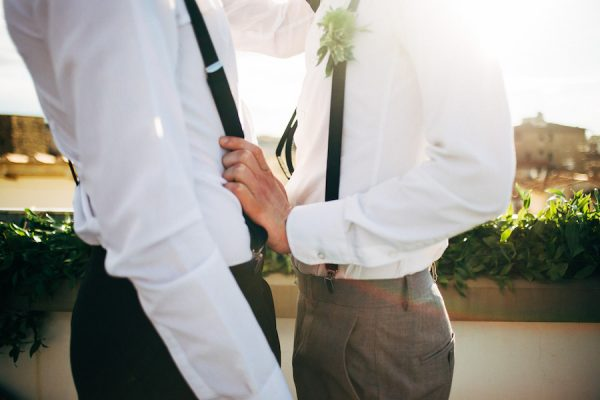 Un matrimonio same sex in Toscana