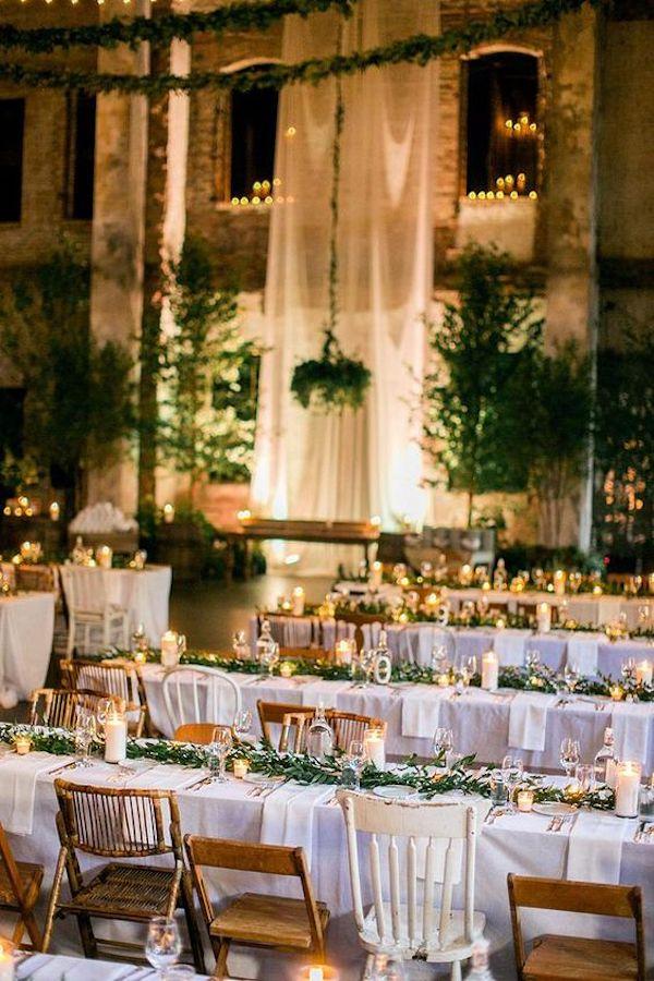 328348de0c 15 favolose decorazioni per il matrimonio in inverno | Wedding ...