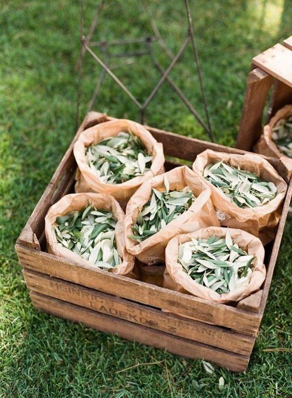 lancio delle foglie alternativa al riso